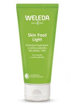 Weleda Skin Food lehký hydratační krém pro suchou pokožku 75 ml
