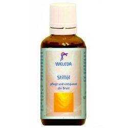 Weleda Olej na masáž prsů 50 ml