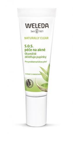 Weleda S.O.S. péče na akné Naturally Clear 10 ml