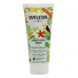 Weleda Sprchový gel Summer Garden (Shower) 200 ml