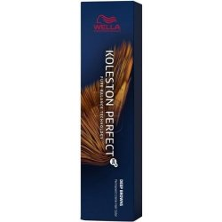 Wella Professionals Permanentní barva na vlasy Koleston Perfect ME™+ Deep Browns 60 ml - SLEVA - pomačkaná krabička 6/7