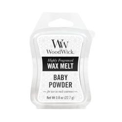 WoodWick Vonný vosk Baby Powder 22,7 g