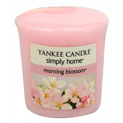 Yankee Candle Aromatická votivní svíčka Morning Blossom 49 g