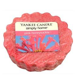 Yankee Candle Rozpustná svíčka do aroma lampy Pink Honeysuckle 22 g