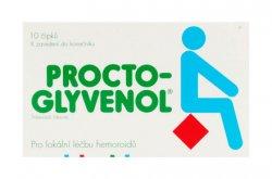 Procto-glyvenol rct.supp.10