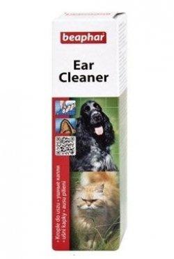 Beaphar ušní kapky Ear-Cleaner pes, kočka 50ml + 30 dní na vyzkoušení