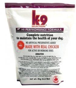 Expirováno K-9 Hi-Performance 3 kg 31.5.2019 + 30 dní na vyzkoušení