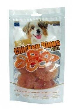 Magnum Chicken Rings soft 80g + 30 dní na vyzkoušení