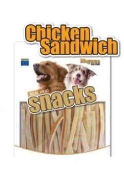 Magnum Chicken Sandwich 250g + 30 dní na vyzkoušení