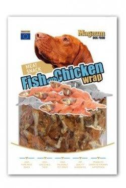 Magnum Fish with Chicken Wrap 80g + 30 dní na vyzkoušení