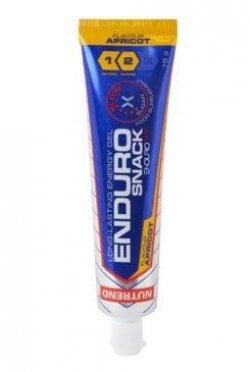 Nutrend Endurosnack meruňka gel 75g tuba + 30 dní na vyzkoušení