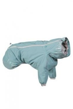 Obleček Hurtta Rain Blocker - mentolová  25 + 30 dní na vyzkoušení