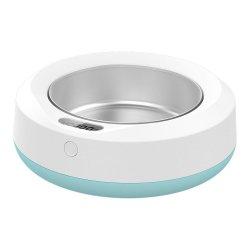 Reedog malá digitální miska s váhou - Bílo + modrá